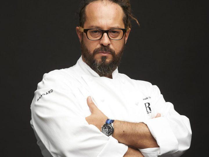 Tartufo D'autore al nuovo ristorante stellato di Torino Magorabin