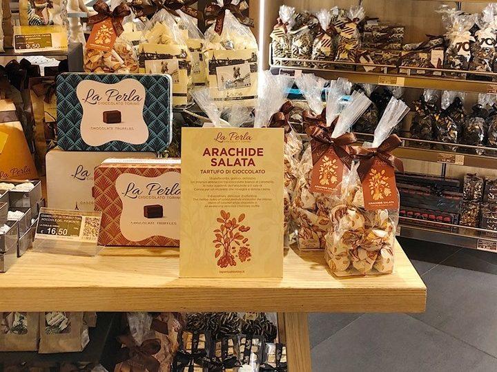 Rinascente Duomo: un angolo di dolcezze al cioccolato