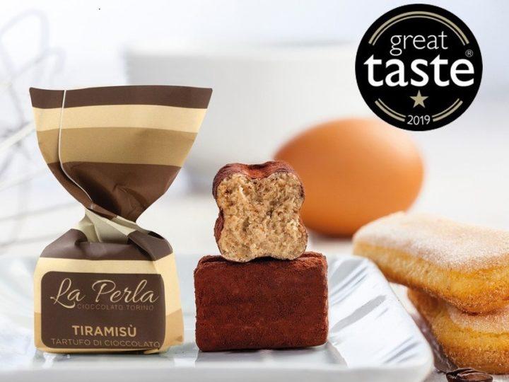 Il Tartufo Tiramisù vince il Great Taste Award 2019