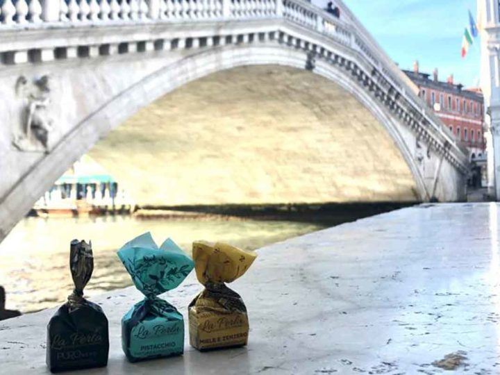 I tartufi di cioccolato sono sbarcati a Venezia