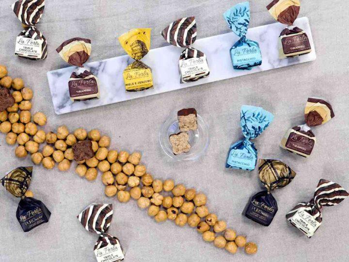 Il cioccolato La Perla di Torino a casa tua con i servizi di delivery