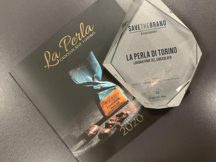 La Perla di Torino vince il Save The Brand 2020