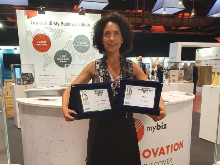 Due premi ai DolciSalati & Consumi Awards 2020