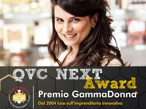 Valentina Arzilli vince il Premio GammaDonna QVC Next Award 2020