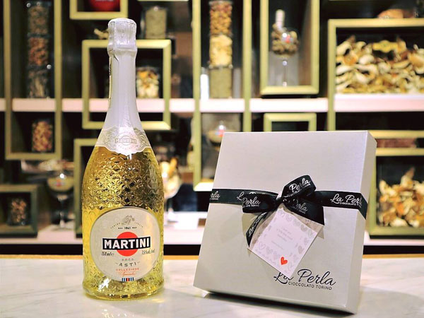 Martini Cocktail e La Perla di Torino: una sorpresa d'amore