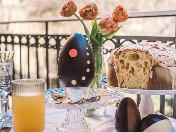 Pasqua 2021: Capolavori di cioccolato e colombe golose