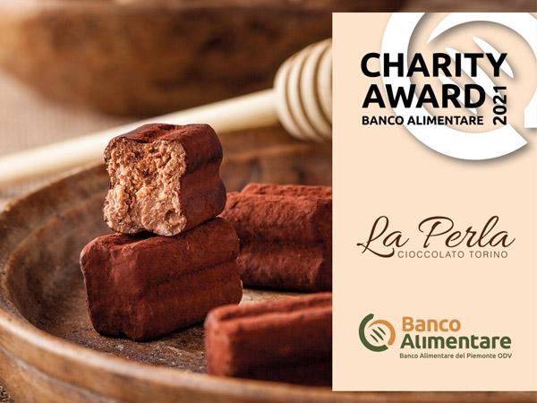 La Perla vince il Charity Award Banco Alimentare 2021