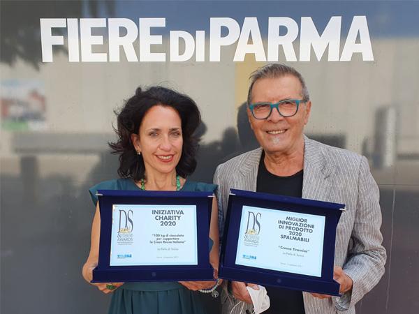 La Perla porta a casa due prestigiosi premi a Cibus 2021