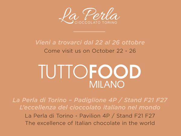 Tuttofood 2021: come and visit us in Milan